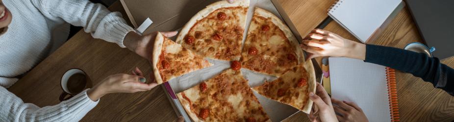 Pizzería y catering